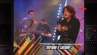 """Antonio Orozco """"Mírame y tócame"""" (A Solas 2001)"""