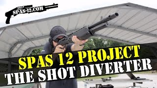 The SPAS 12 Shot Diverter Video