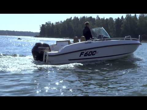 Flipper 600SC video