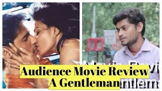A Gentleman | Audience Review | Suniel Shetty | Sidharth Malhotra | Jacqueline Fernandez