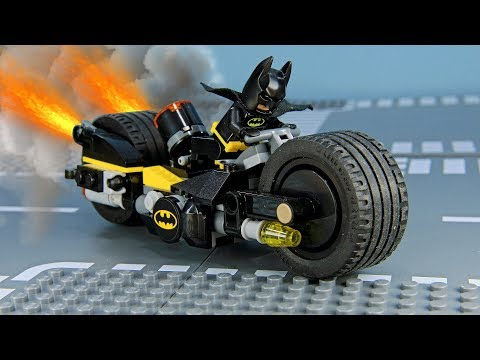 Lego Batman Building: Harley Quinn Build Gotham City Cycle Chase Part 3