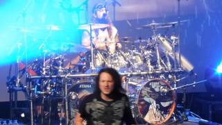 Mike Portnoy's Shattered Fortress - The Glass Prison - Paris 01.07.2017