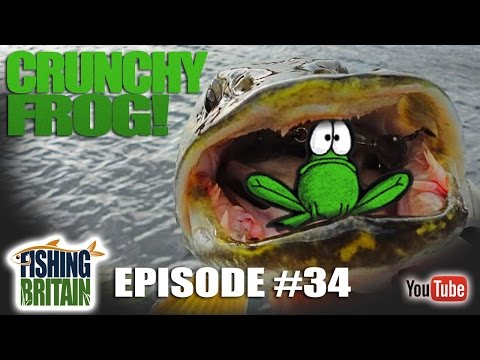 Fishing Britain – Crunchy Frogs