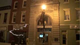 preview picture of video 'Snow Storm in December 2012, in Penn Yan.'