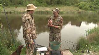 Fieldsports Britain – Carp and pike with Jan Porter