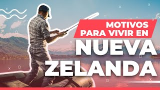 7 Motivos por los que vivir en Nueva Zelanda una temporada 🏔