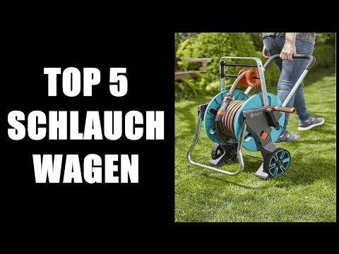 💎 TOP 10 BESTE SCHLAUCHWAGEN - Schlauchtrommel Wagen & Gardena Schlauchwagen für den Garten