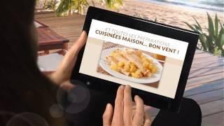 preview picture of video 'Crêperie Paris 75006, Levallois et Bois-Colombes - PANCAKE SQUARE'