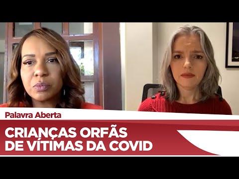 Tia Eron propõe auxílio emergencial para crianças e adolescentes órfãos de vítimas da Covid-17/06/21