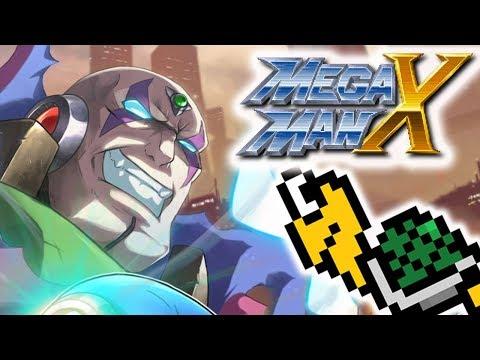 X Vs  Zero Remix - Mega Man X5 [RetroSpecter] - смотреть онлайн на