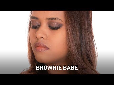 Monotone Brown with Ruchita