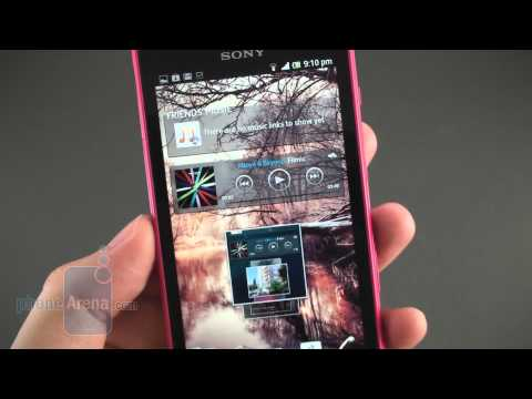 Sony Xperia acro S Review