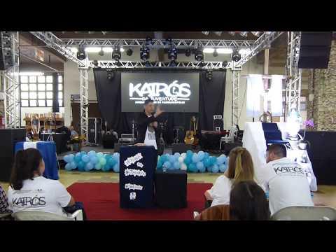Kairós da Juventude 2018   7ª Pregação: Alejandro Whitechurch