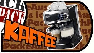 BEEM i-Joy Café, Espresso-Siebträgermaschine mit Milchaufschäumer (Unboxing Marathon Part 07)