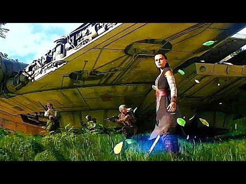 Star Wars Battlefront 2 Gameplay Trailer