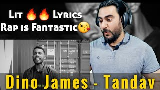 Pakistani Reacts to Tandav - Dino James Ft. Girish   - YouTube