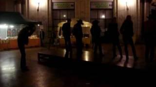 Tuff Enuff  Wynonna Judd Country line Dance in Cupola Arnaboldi Pavia Italy, November 22, 2009