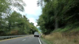 US-460 West Part 2: Virginia to West Virginia state line