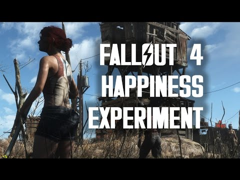 Settlement Happiness Calculator by Oxhorn :: Fallout 4 一般討論