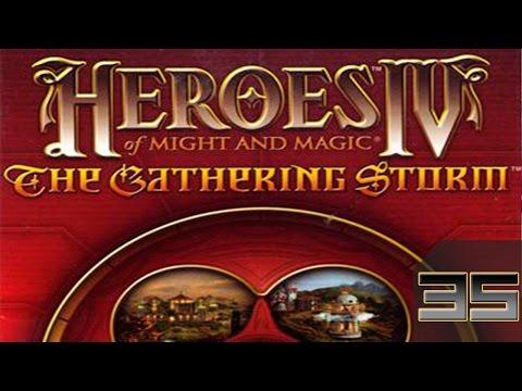 Герои меча и магии 6 видео геймплей