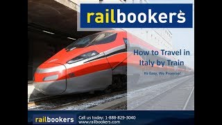 How to Travel in Italy by Train – It's Easy, We Promise