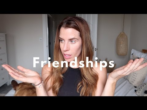 LET'S TALK FRIENDSHIPS & LONELINESS | CARLYROWENA
