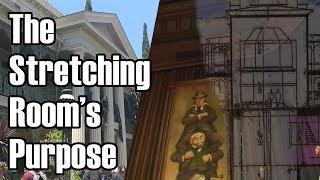 The Not-So-Secret Secret Elevators of the Haunted Mansion