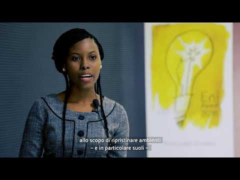 Emerance Jessica Claire D'Assise Goma-Tchimbakala | Eni Award 2018