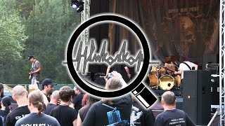 Video Ahumado Granujo @ Gothoom Open Air Fest 7. (22.7.2016)