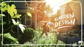 Designing An Edible Garden - Focal Points