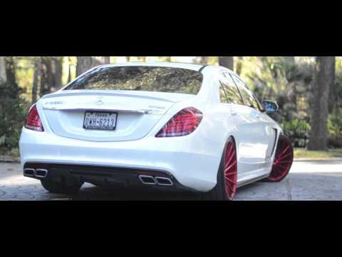 Mercedes-Benz S550 Prior Design kit VOSSEN wheels RENNTECH tune