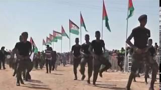 نشرة الأخبار من التلفزيون الصحراوي RASD TV