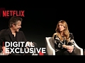 Santa Clarita Diet Panel | There's Never Enough TV | Netflix