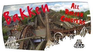 Bakken - All RollerCoasters