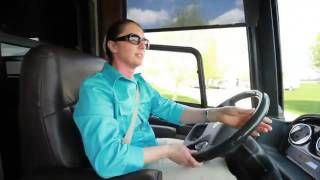 2013 Newmar RV Comfort Drive Product Video Test Drive By Dick Gore's RV World