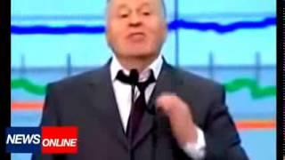 Пророк Жириновский о судьбе Украины (2005) 100% совпадение!!!!!
