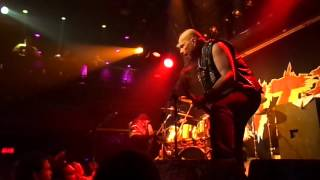 "EXCITER ""War is Hell"" live @ Foufounes Electriques 