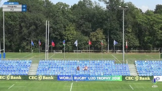 Hong Kong V Samoa Live! World rugby U20 Trophy