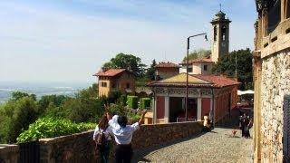 preview picture of video 'Bergamo Italy - Castello di San Vigilio'