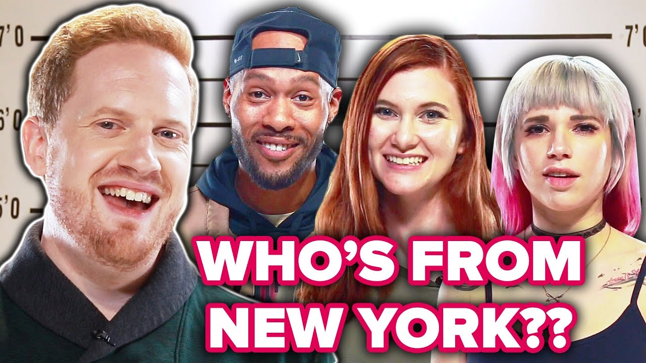 Dialect Coach Guesses Who's Faking The New York Accent Out Of A Lineup thumbnail