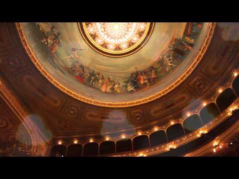 El Teatro Colón, por dentro