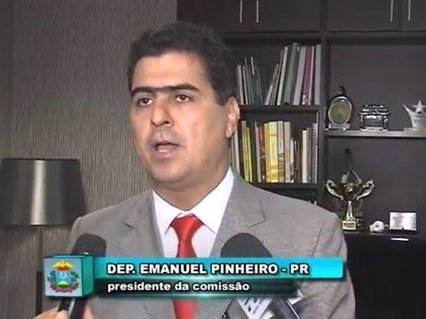 Comissão é criada para revisar a Constituição de Mato Grosso