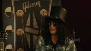 Slash Army - SLASH Talks Gear, Upcoming Solo Album