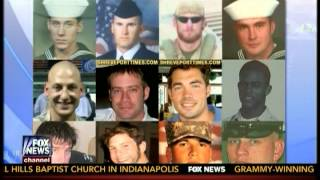 Geraldo Rivera report on Shootdown of Seal Team Six, 2013 Jul 27