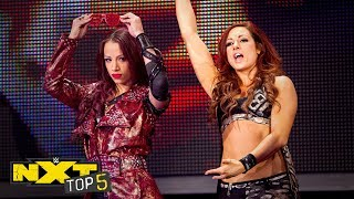 Tag teams you forgot existed: NXT Top 5, Jan. 20, 2019