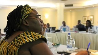 Ugandan academic charged over Museveni 'buttocks' jibe - VIDEO