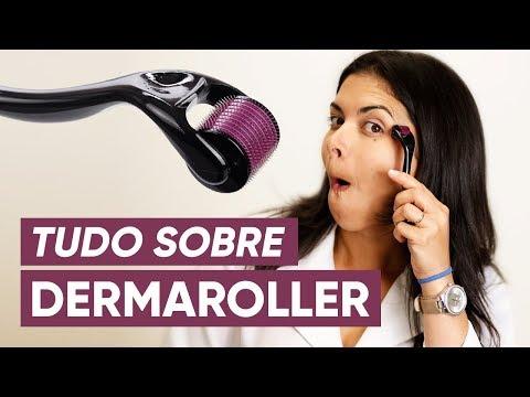 Imagem ilustrativa do vídeo: Como usar o DERMAROLLER em casa
