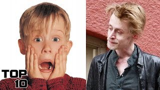 Top 10 Famous Child Celebrities Who Ruined Their Careers