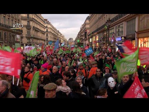 #MarchonsEnfants : Pourquoi ils sont venus manifester