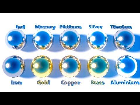 Material in Octane C4D